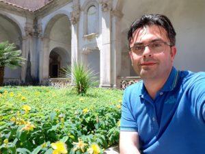 Giuseppe Verga Certosa di Padula