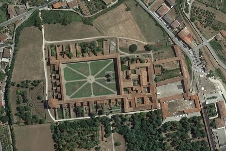 storia dell'architettura certosa padula